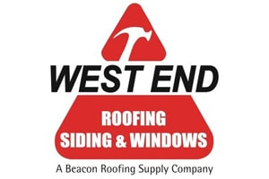 west end supplies rose roofing